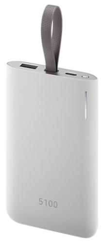 Samsung 5100 mAh, USB-C šedá
