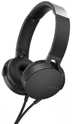 Sony MDR-XB550AP Extra Bass™ černá