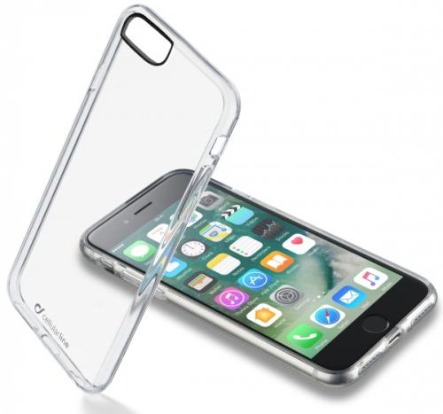 Fotografie CellularLine Clear Duo pro Apple iPhone 8 Plus / 7 Plus