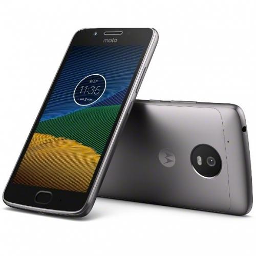 Lenovo Moto G 5.generace Dual SIM šedý