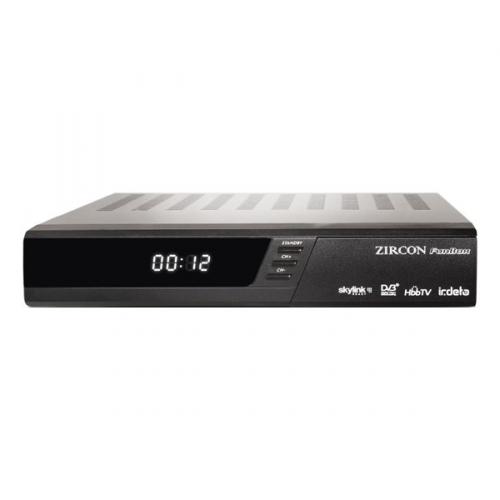Zircon ZIRCON FunBox černý