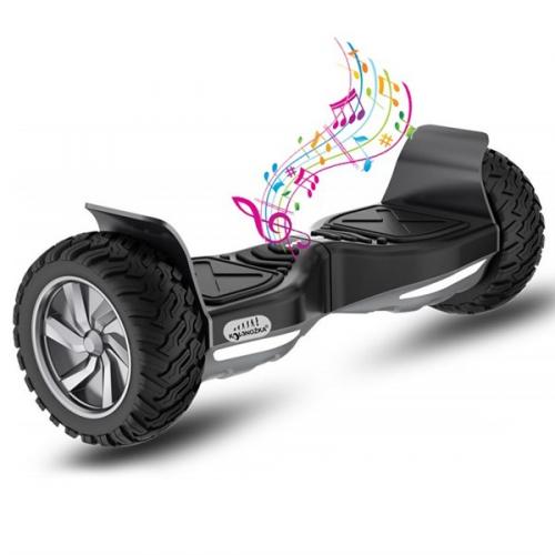 Kolonožka Rover Offroad - černá + dárek