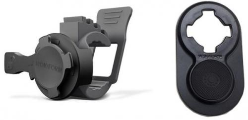 Rokform na kolo + univerzální adapter černý