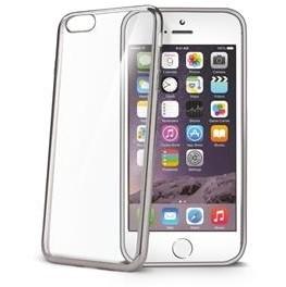 Fotografie Celly Laser pro Apple iPhone 6/6s stříbrné (BCLIP6SSV)