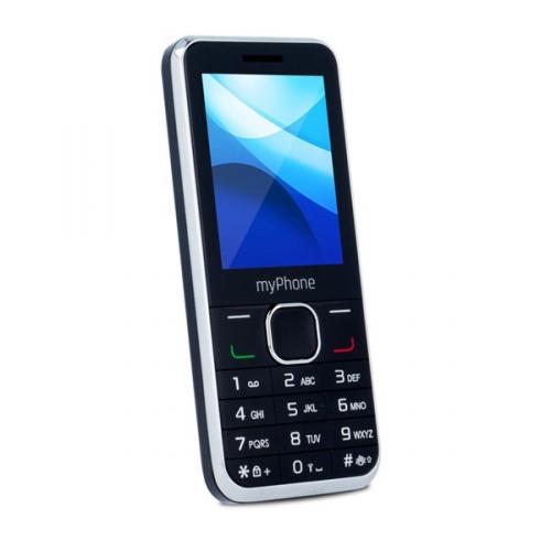 myPhone CLASSIC Dual SIM černý