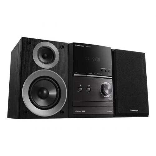 Panasonic SC-PM602EG-K černá + dárek