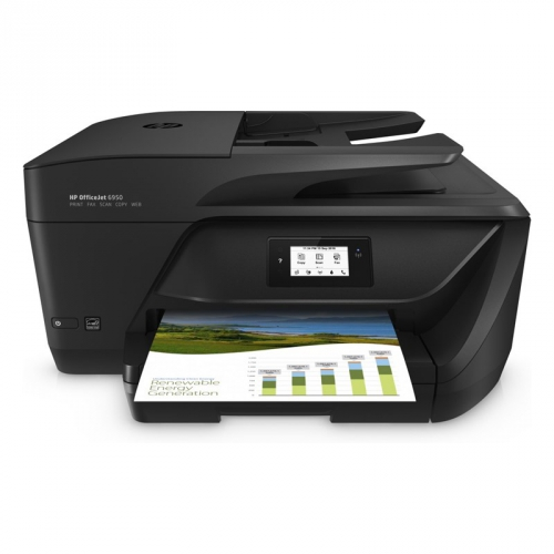 HP Officejet 6950 černý
