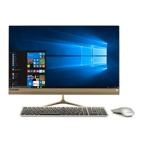 Počítač All In One Lenovo IdeaCentre AIO 520S-23IKU Touch zlatý