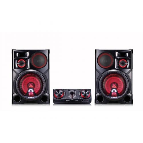 Set (Reproduktory LG LG CJ98 repro) + (Minisystém LG CJ98)