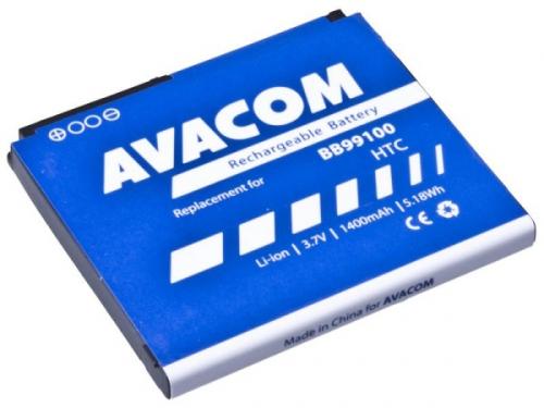Avacom pro HTC Desire, Bravo Li-Ion 3,7V 1400mAh (náhrada BB99100)