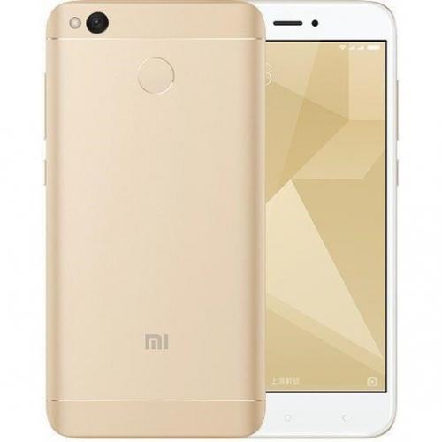 Xiaomi Redmi 4X Dual SIM CZ LTE 32GB zlatý
