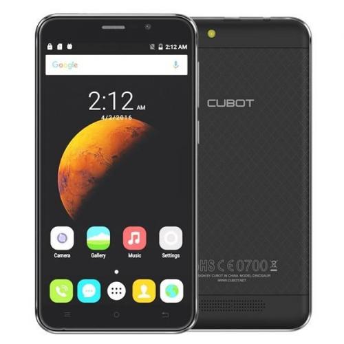 CUBOT Dinosaur Dual SIM černý