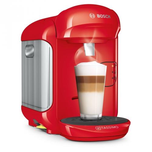 Bosch Tassimo VIVY II TAS1403 červené + dárek