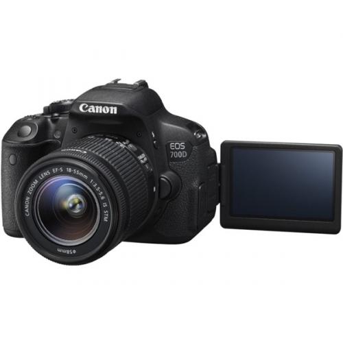 Canon EOS 700D;18-55 STM