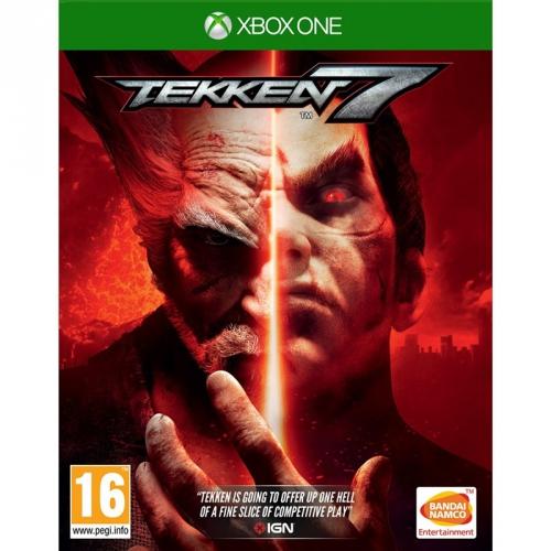 Bandai Namco Games Xbox One Tekken 7 (CEX37201)
