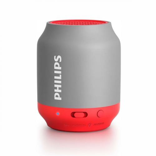 Philips BT25G/00 šedý/červený