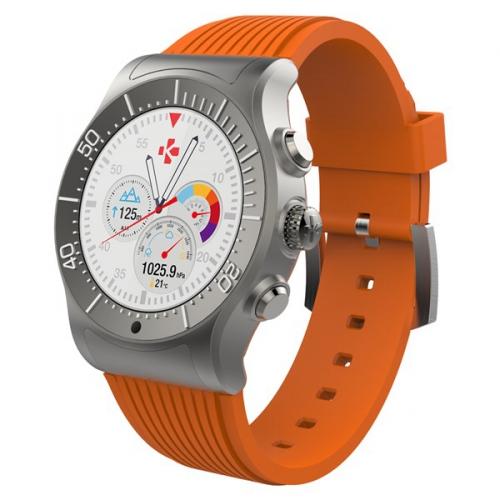 MyKronoz ZeSport oranžové/titanium