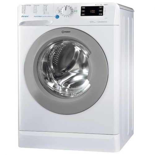 Pračka Indesit BWE 81484X WSSS EU bílá