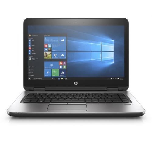 HP ProBook 640 G3 černý + dárek