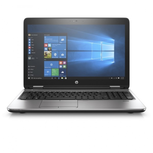 HP ProBook 655 G3 černý/stříbrný