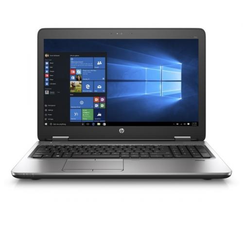 HP ProBook 650 G3 černý/stříbrný