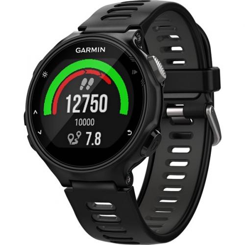 GPS hodinky Garmin Forerunner 735XT černé