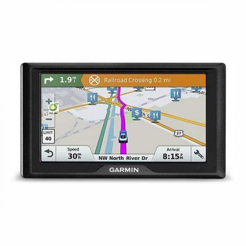 Navigační systém GPS Garmin Drive 61S Lifetime Europe45 černá