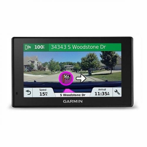 Navigační systém GPS Garmin DriveAssist 51T-D Lifetime Europe45 černá + DOPRAVA ZDARMA