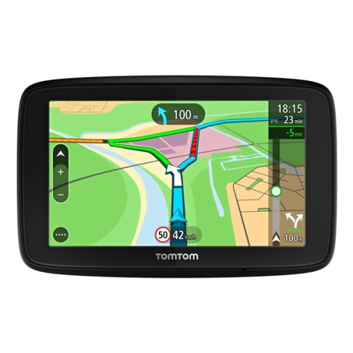 Tomtom VIA 53 Europe LIFETIME mapy