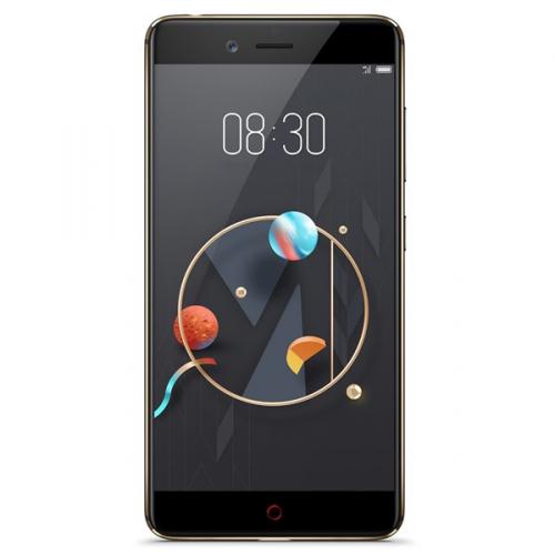 Nubia Z17 mini Dual SIM 4 GB + 64 GB černý/zlatý