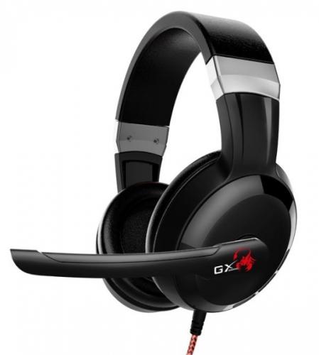Genius GX Gaming HS-G580 černá