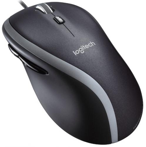 Myš Logitech M500 černá (/ laserová / 7 tlačítek / 1000dpi)