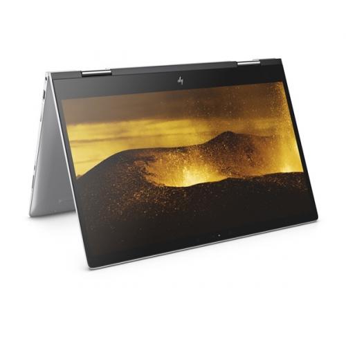 HP ENVY x360 15-bq001nc stříbrný + dárky
