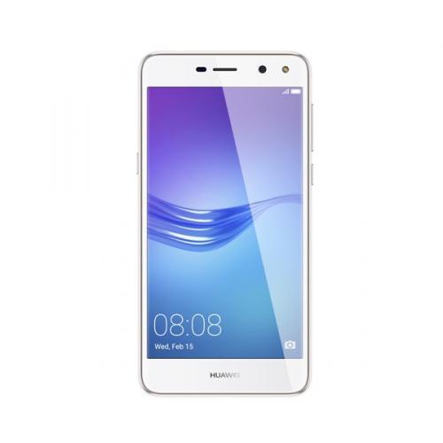 Huawei Y6 2017 Dual SIM bílý + dárek