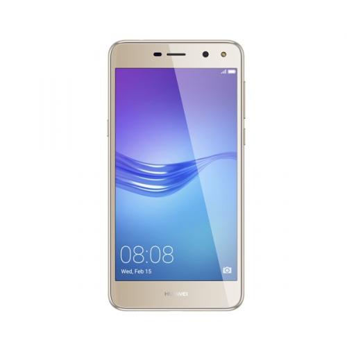 Huawei Y6 2017 Dual SIM zlatý + dárek