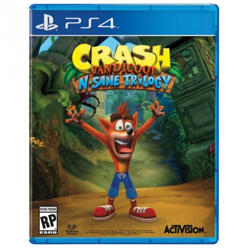 Activision Crash Bandicoot N.Sane Trilogy
