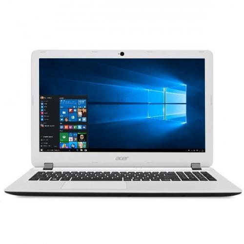 Acer Aspire ES15 (ES1-572-P4NQ) černý/bílý + dárky