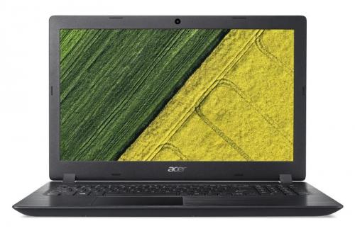 Acer Aspire 3 (A315-51-330U) černý + dárek