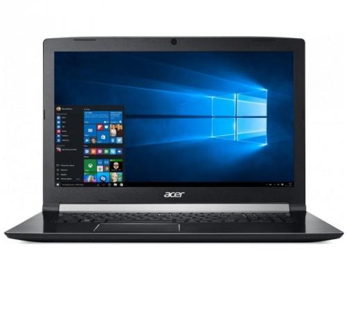 Acer Aspire 7 (A717-71G-56W7) černý + dárek