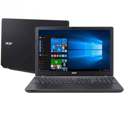 Acer Aspire E15 (E5-575-52KQ) černý + dárky