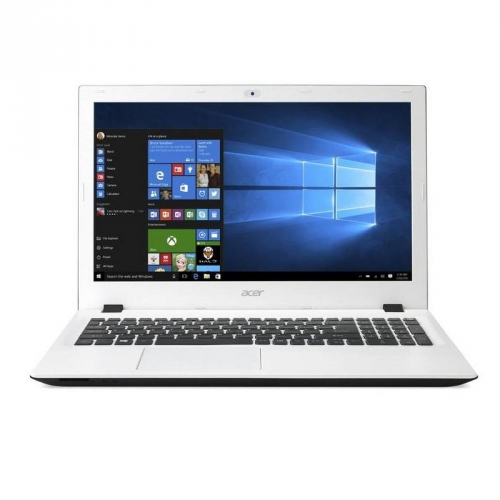 Acer Aspire E15 (E5-575-38V7) černý/bílý + dárky