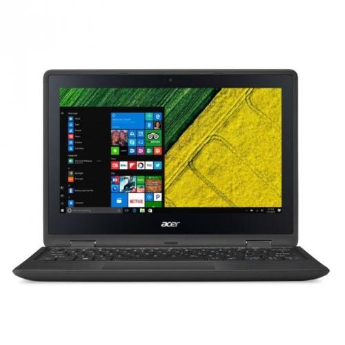 Acer Spin 1 (SP111-31-C4PV) černý + dárek