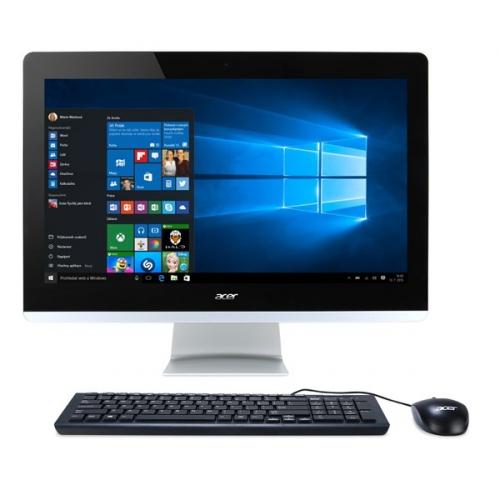 Acer Aspire AZ3-705_Wdb černý + dárky