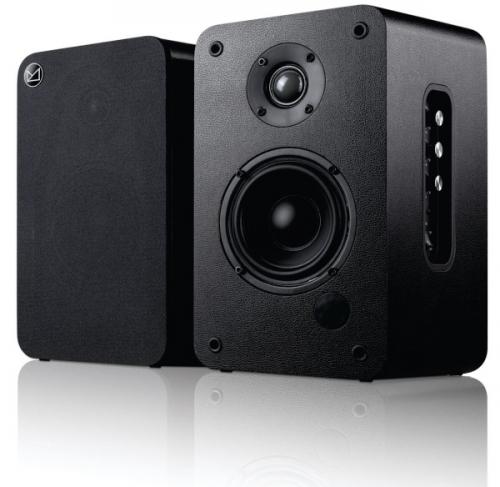 Fenda F&D R30BT 2.0, bluetooth černé/dřevo ()