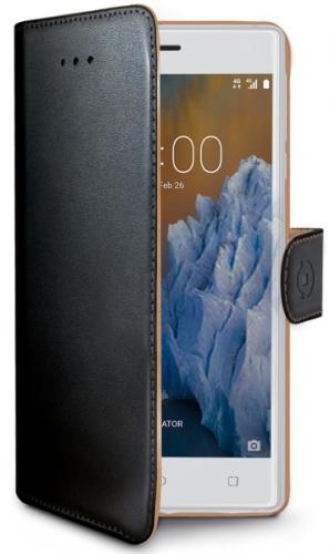 Celly Wally pro Nokia 3 černé