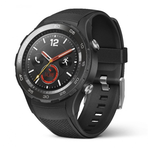 Huawei Watch 2 SIM Sport - Carbon Black