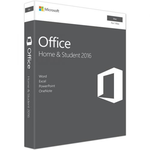 Microsoft Office 2016 Mac pro domácnosti CZ