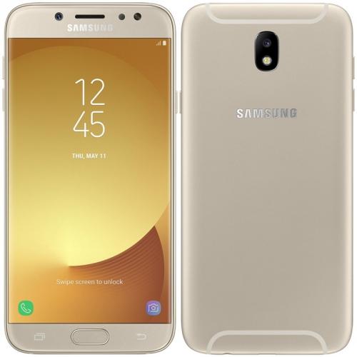 Samsung Galaxy J7 2017 (J730F) zlatý + dárek (SM-J730FZDDETL)