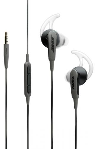 Bose SoundSport IE Apple černá