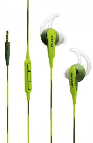 Bose SoundSport IE Apple - energy green